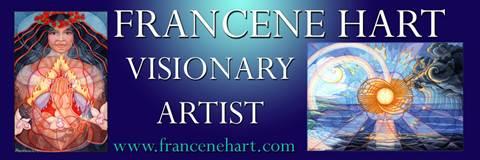 Visionary Artist: Francene Hart