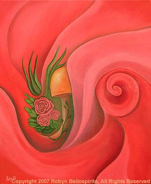 The Art of Robyn Bellospirito
