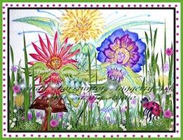 the Art of Cindy Thorrington Haggerty
