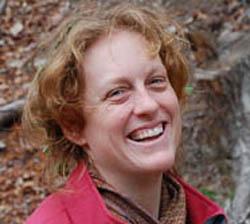 Corinna Wood: director of Red Moon Herbs