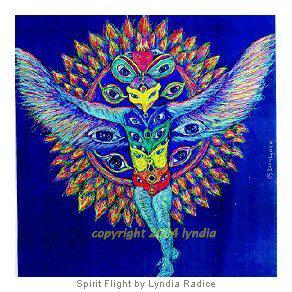 Art by Lyndia Radice