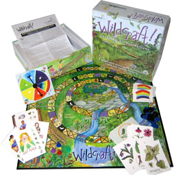 Wildcraft Herbal Adventure Game