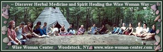 Wise Woman Center herbal medicine and spirit healing the Wise Woman Way with Susun Weed